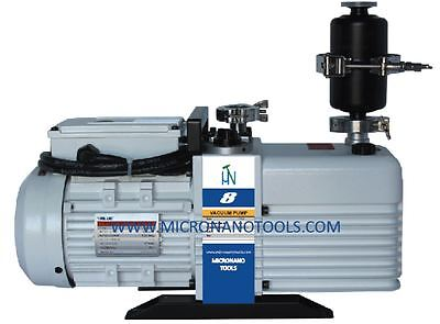 Mnt-drv-8 Two-stage Rotary Vane Vacuum Pump - Two-year Warranty