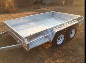 New 8 x 5 galvanised box trailer dual axle $3850 Darwin CBD Darwin City Preview