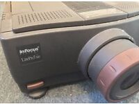INFOCUS LITEPRO 580 PROJECTOR AND HARD FLIGHT CASE - FULLY WORKING - MAKE ME AN OFFER!!
