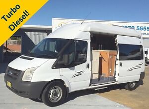2006 Kea Freedom 2 Berth Motorhome North Narrabeen Pittwater Area Preview