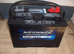 Interstate Batteries On Sales New ,Blem & Recon, Marine & R/V London Ontario image 3