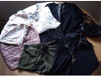 LARGE BUNDLE OF WOMENS CLOTHES SIZE 12-14