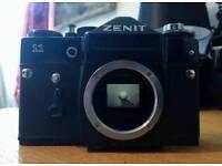 Zenith film camera
