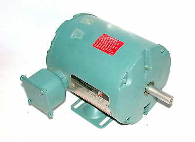 New Reliance 3 Phase Ac Motor 34 Hp Model P56h3930m-xj