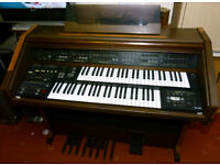 Elka Orla Electric Organ Model RX620 with Programmable Section - working order