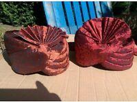 Two Asian Turbans