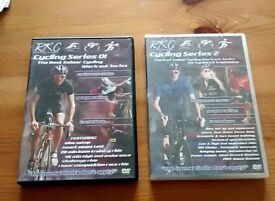 Cycling Series 1&2 'Indoor Workout Videos'