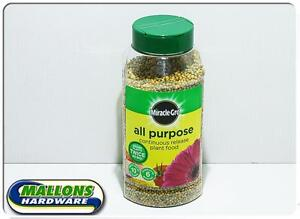 Miracle Gro All Purpose Continuous Release Plant Food 1kg miracle grow granules