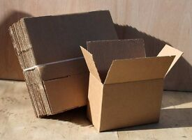 Small mail order boxes approx. 360