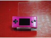 Nintendo Gameboy Micro £70