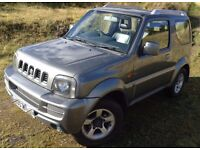 Suzuki Jimny 4x4 2007 - excellent condition!