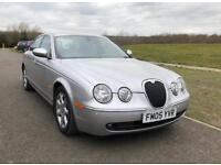 Jaguar S-type Diesel Automatic,Full service history,Leather electric seats