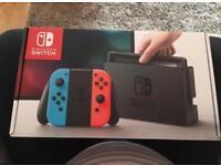 Nintendo Switch Neon - BRAND NEW