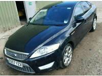 Ford mondeo titanium x breaking bumper bonnet alloys door