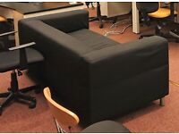 2 x Ikea two-seat sofas (Used)