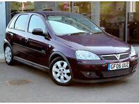 2006 Vauxhall Corsa SXI+ Twinport 1.4 16v