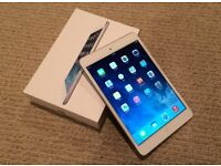 Apple IPad Mini 16GB Silver Wifi With Warranty