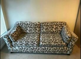 Free large M&S three seater sofa