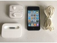 Apple iPod Touch 4th Gen, 32GB, Comes with Apple Dock, New apple Headphone, Perfect working order