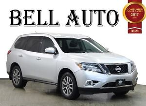 2014 Nissan Pathfinder SL LEATHER BACK UP CAMERA