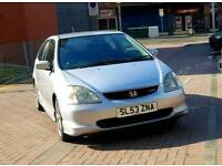 Honda Civic Type-R ep3, VTEC, fast car with good insurance price.
