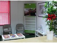 The Córdoba Consulting Rooms. An opportunity to join our successful venture. Excellent facilities.