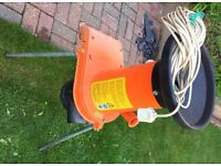 Garden Shredder, electric, pick up only from Epsom Surrey