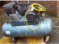 Air compressor 100 litres