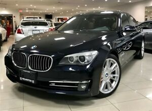 2013 BMW 7 Series 750Li xDrive|1OWNER|INDIVIDUAL EDITION|ALCANTA