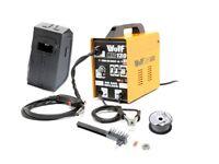 Wolf MIG130 Portable Turbo Mig Welder 230v BRAND NEW