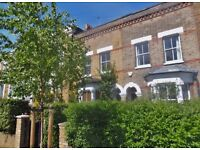3 Double Bedroom House With Private Garden, Double Reception,In Herne Hill, Available August
