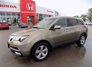 2010 Acura MDX Tech Package... NAV.. REAR ENTERTAINMENT SYSTEM