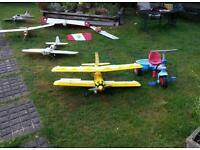 Rc planes massive collection