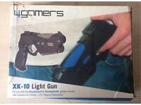 XK10 light gun for PlayStation