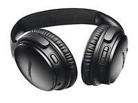 Headphones - Bose QuietComfort 35 II - new, sealed (black)