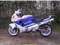 honda cbr1000 1989 on g plate low miles 29.800 needs tlc but vgc