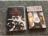 Boxing Films DVD Bundle