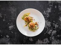 Trainee Chef - Start Up - Hackney - Restaurant - Bar - Cafe