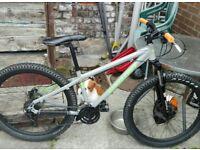 santa cruz jump bike