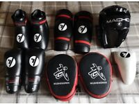 Martial Arts Equipment