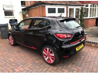 renault clio 0.9 TCe Dynamiuqe S MediaNav 5dr (start/stop) Rare red and black