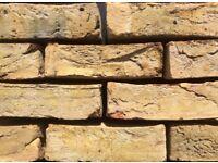 London Stocks Victorian Bricks - 215x102x65mm - 500 per pallet - 9000 available