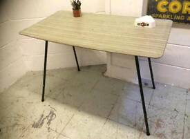 1950S FORMICA TABLE