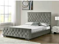 NEW Monaco diamante bed