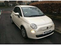 Fiat for sale Perfect Condition Fiat 500 - Very Low Mileage - £3o Tax - 12 months MOT - Start/Stop