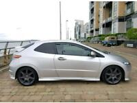 2006 HONDA CIVIC 1.8 LOW MILEAGE 77k ONLY ONE YEAR MOTD