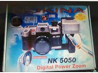 NOKINA CAMERA NK-50/50 Digital power zoom