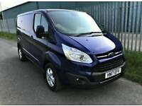 TOP OF THE RANGE FORD TRANSIT CUSTOM 290 LIMITED EDITION 130 2017