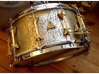 "Abb Hand Crafted Snare Drum 14""x7"""