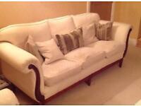 Victorian style sofa/ settee